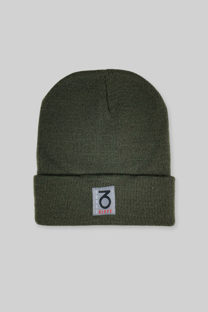 OG Watch Beanie (Dark Olive)