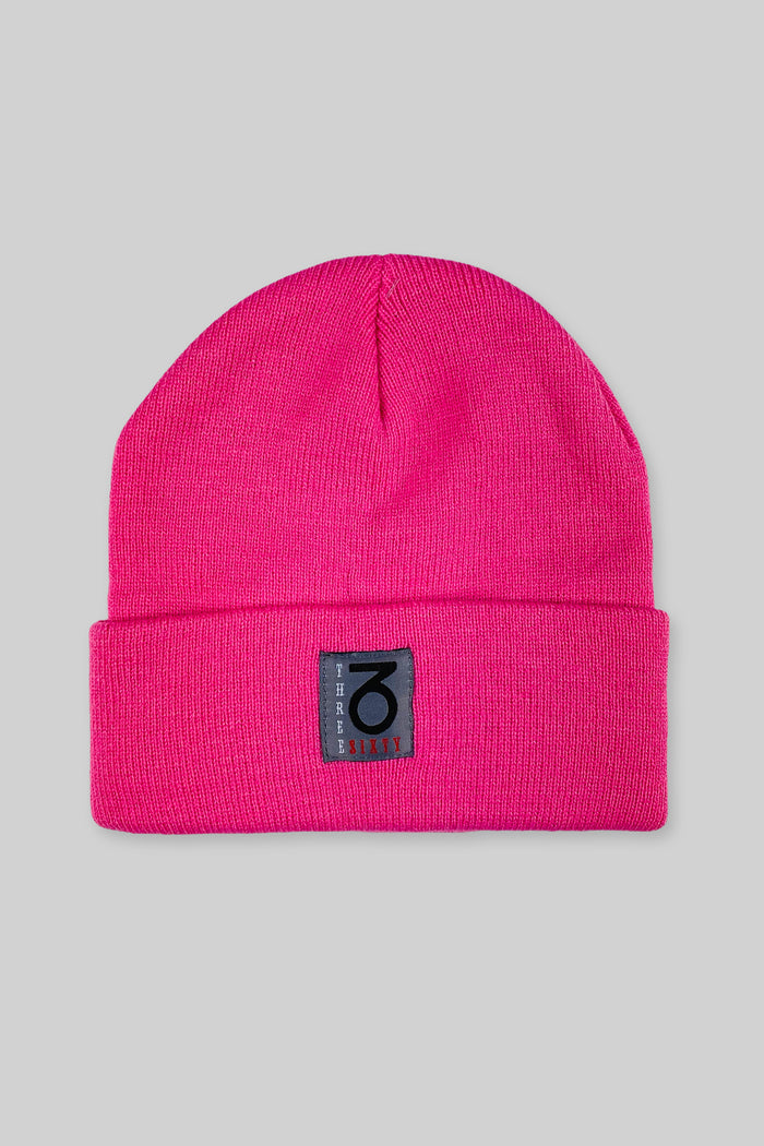 OG Watch Beanie (Hot Pink)