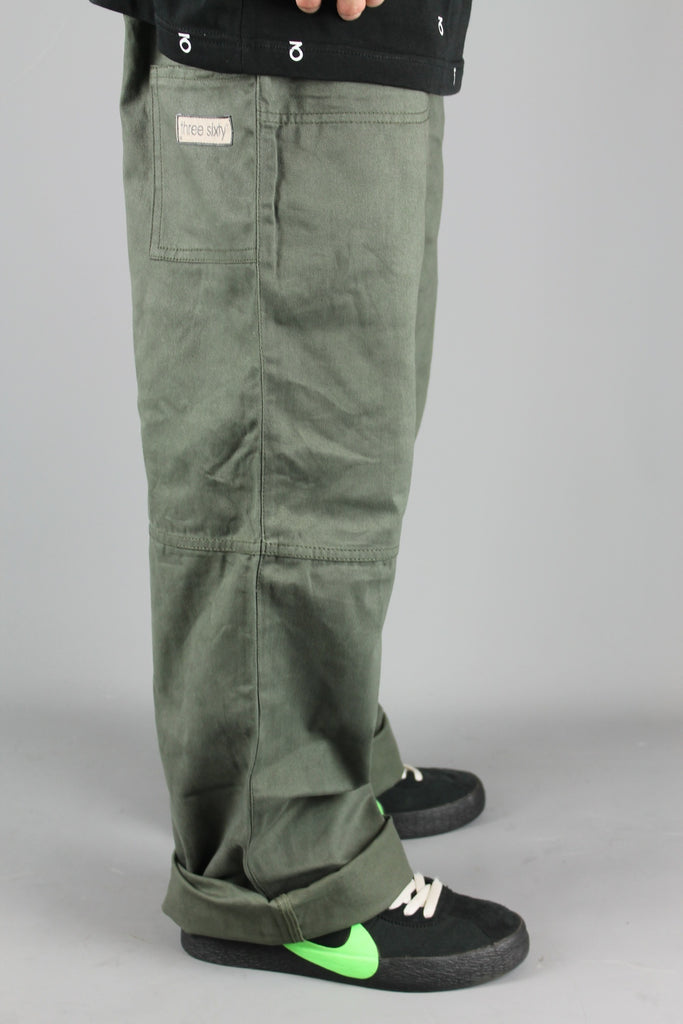 M720 Chino Utility Work Pants (Olive)