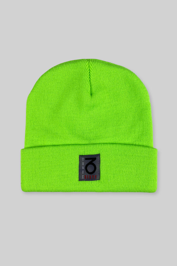 OG Watch Beanie (Neon Green)