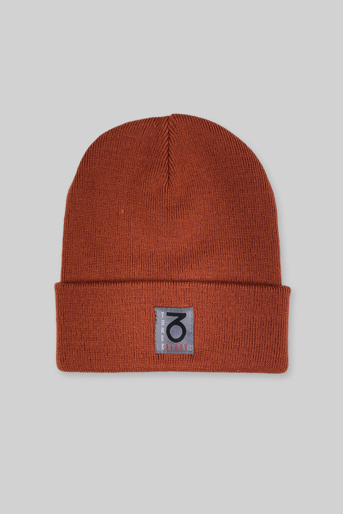 OG Watch Beanie (Rust)