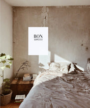 Load image into Gallery viewer, Bon Appetit Poster - Hidden Prints