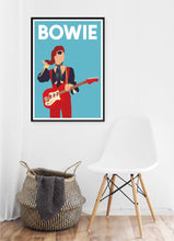 Load image into Gallery viewer, David Bowie Poster - Hidden Prints