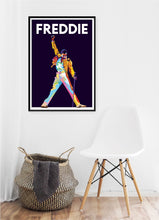 Load image into Gallery viewer, Freddie Mercury Poster