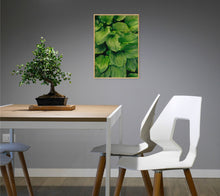 Load image into Gallery viewer, Green Leaves Poster
