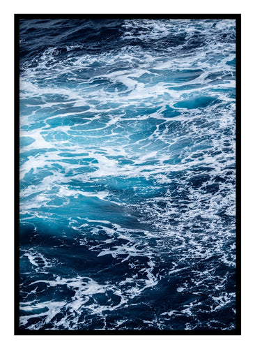 Ocean Poster - Hidden Prints
