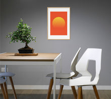 Load image into Gallery viewer, Sunset Poster - Hidden Prints