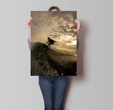 Load image into Gallery viewer, Surfer Poster - Hidden Prints
