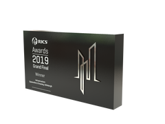 Render of RICS Award