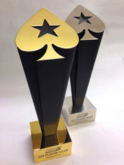 EPT Trophy designed by Creative Awards