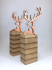 Copper Stag