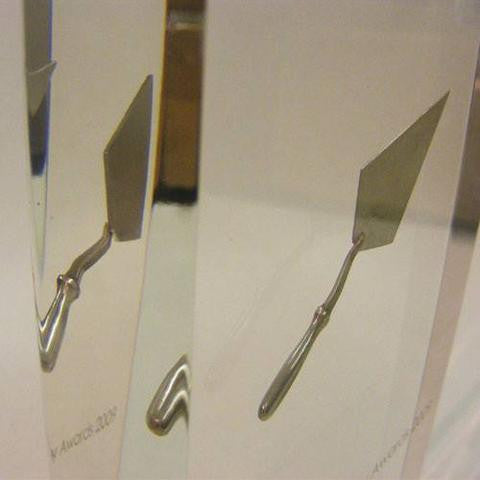 custom acrylic award idea creative awards