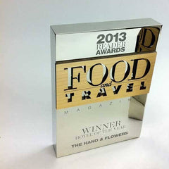 Food and Travel Award