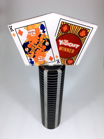 playing card award
