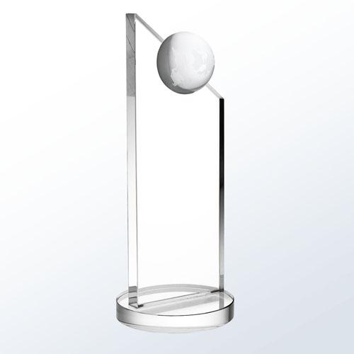 Apex Globe Award Medium Glass Awards Creative Awards