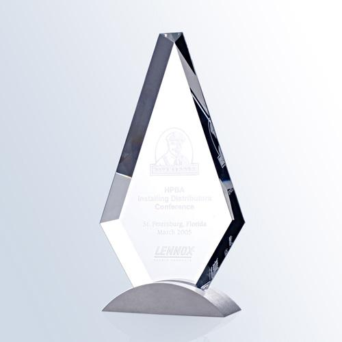 Royal Diamond Award Glass Awards Creative Awards