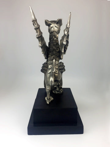 City of London Silver Metal Gryphon Creative Awards