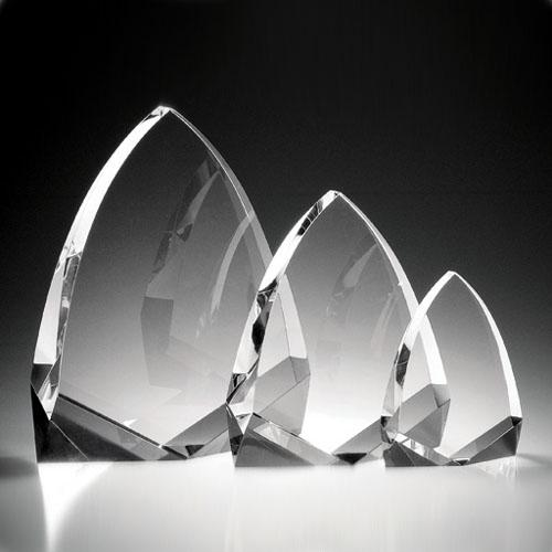 Elite Cathedral Small Glass Awards Creative Awards