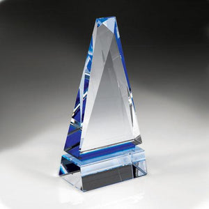 Elite Obelisk Of Success Glass Awards Creative Awards