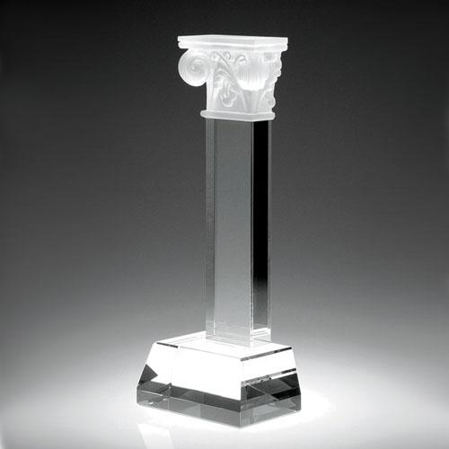 Elite Pillar Of Success Glass Awards Creative Awards