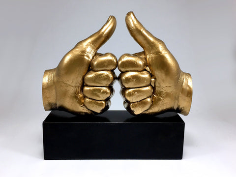 Gold Fist Bump Awards