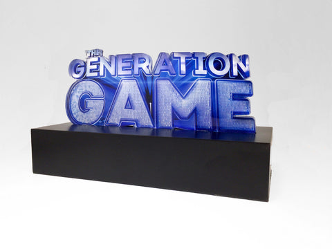 The Generation Game 2018 award