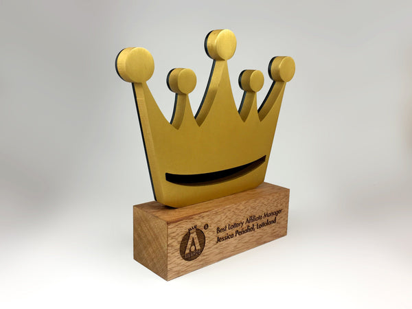 Golden Crown Award Creative Awards