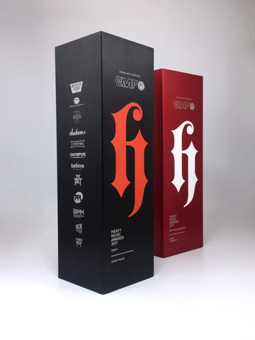 Heavy Music Awards Bespoke Metal Award Creative Awards
