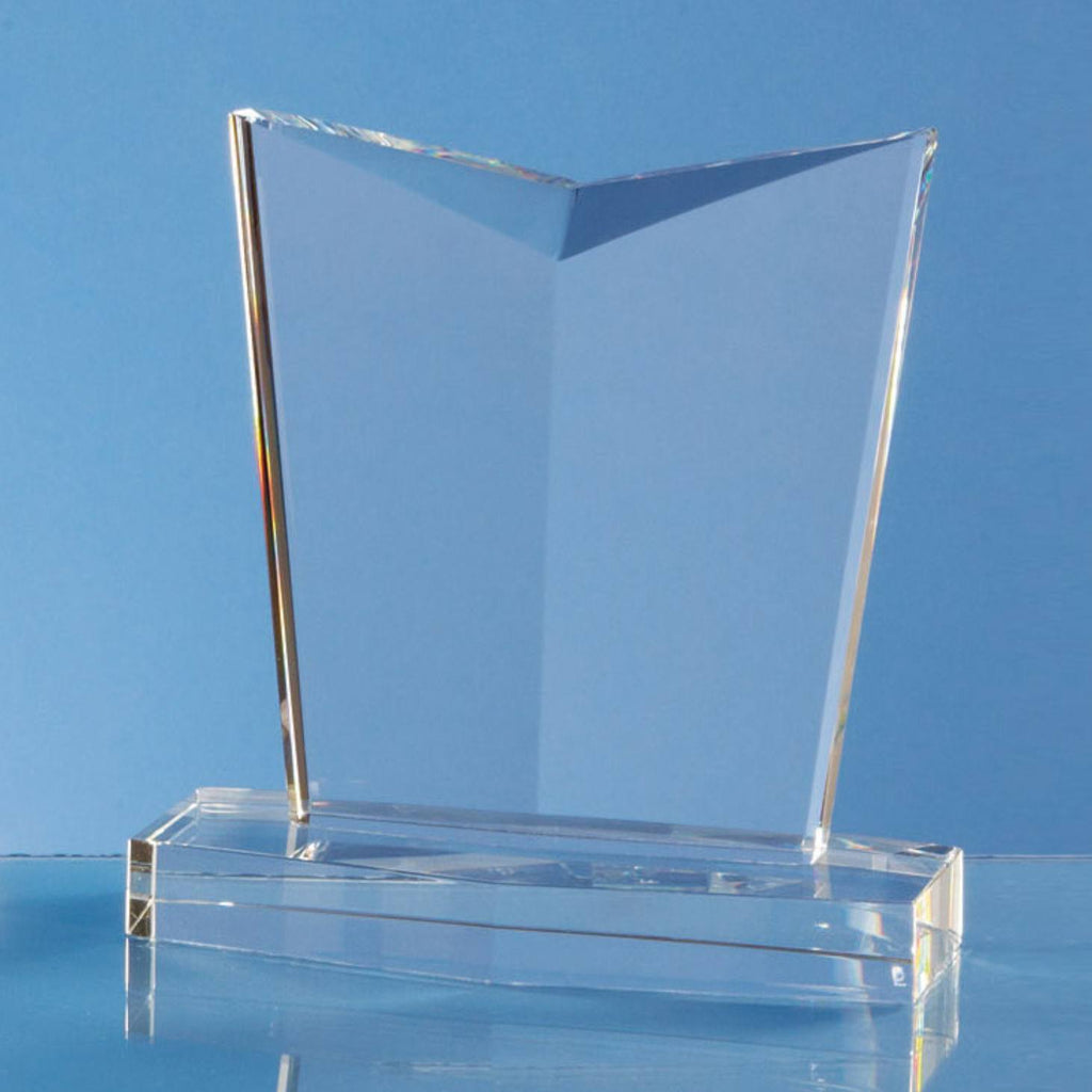 Faceted Shield Award