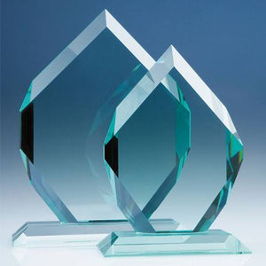 Jade Royal Diamond Award Glass Awards Creative Awards