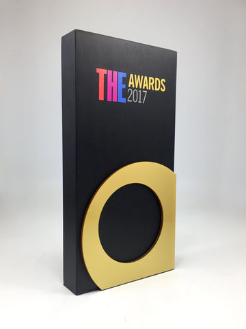THE Aluminium and Gold Award