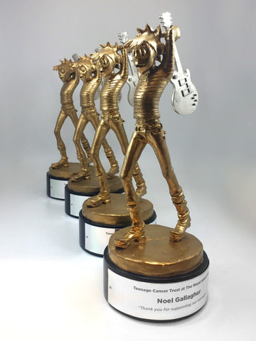 Teenage Cancer Trust Award, by Jamie Hewlett