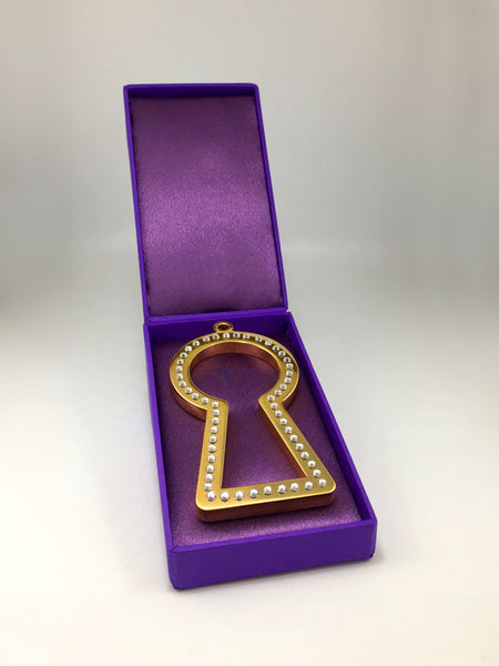 Through the Keyhole Gold Keyhole Bespoke Mixed Media Awards Creative Awards