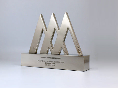 Triple Pyramid Aluminium Award
