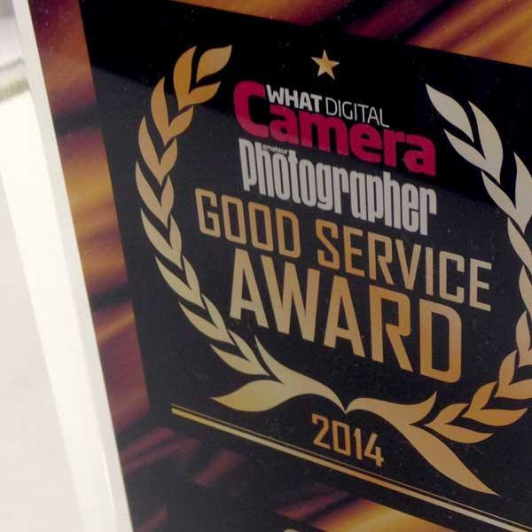 Good Service Acrylic Award Bespoke Acrylic Awards Creative Awards
