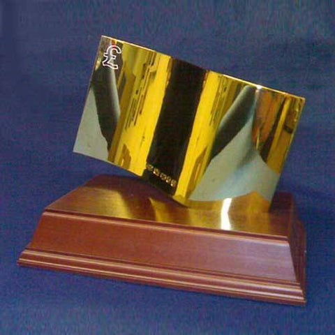 BAT Banknote Award Bespoke Metal Award Creative Awards