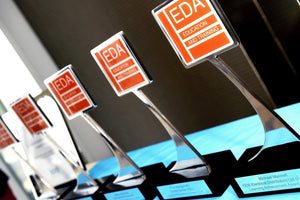 Electrical Awards Bespoke Acrylic Awards Creative Awards