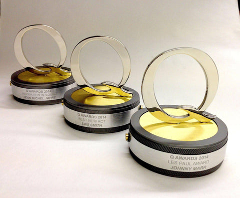 Q Awards Bespoke Acrylic Awards Creative Awards