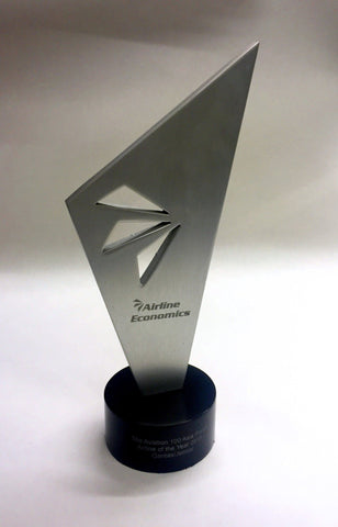 Bespoke Metal Award - Aviation Award
