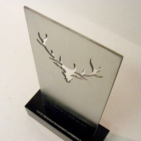 Dalmore Award Bespoke Metal Award Creative Awards