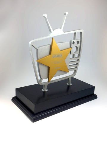 TV Drama Awards Bespoke Metal Award Creative Awards