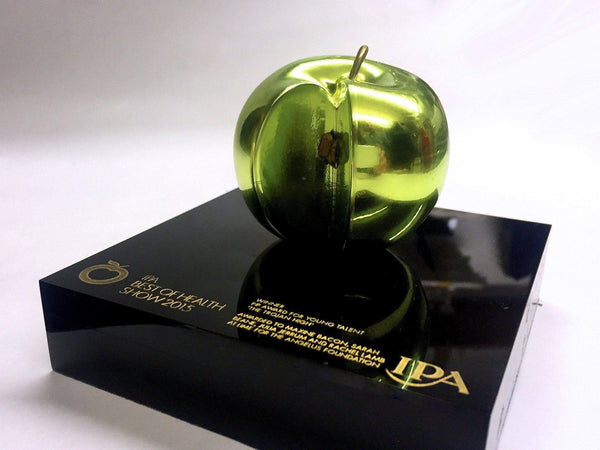 Golden Apple Awards Bespoke Mixed Media Awards Creative Awards