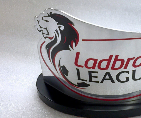 Bespoke Mixed Media Awards - Ladbrokes League Award