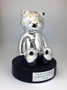 Pudsey Bear Special Commission for Children in Need Bespoke Mixed Media Awards Creative Awards