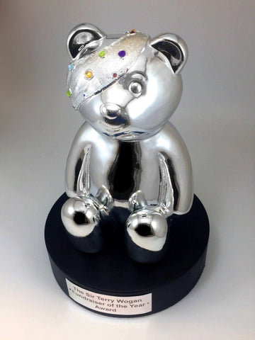 Bespoke Mixed Media Awards - Pudsey Bear Special Commission For Children In Need