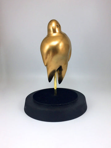 Gold Resin Figure Bespoke Resin Awards Creative Awards