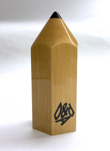 D&AD Pencils Bespoke Wooden Awards Creative Awards