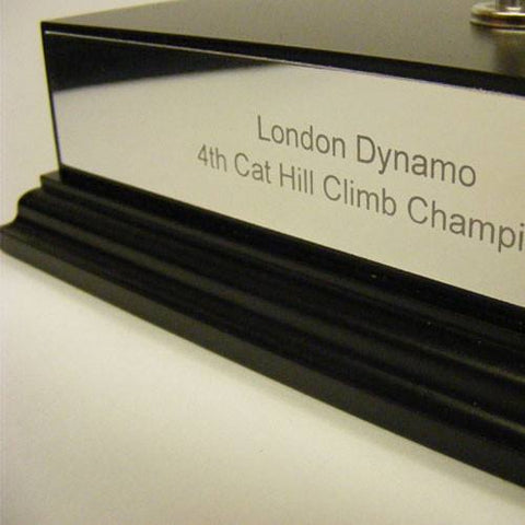 Climbing Award Bespoke Acrylic Awards Creative Awards