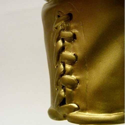 Nuts Boxing Champion Award Bespoke Resin Awards Creative Awards