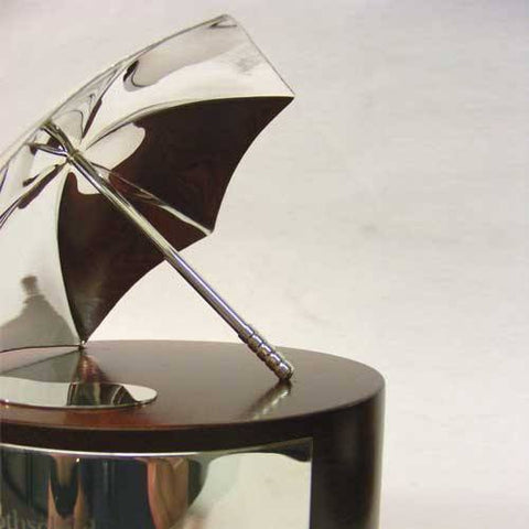 Rainmaker Award Bespoke Metal Award Creative Awards